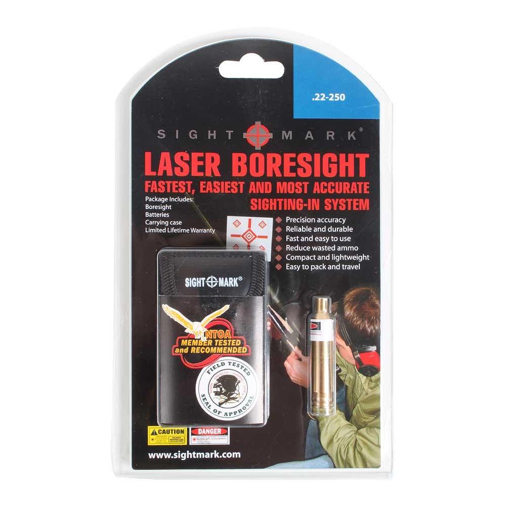サイトマーク ボアサイト 6.5 Creedmoor, .22-250 Laser Boresight Sightmark SM39020