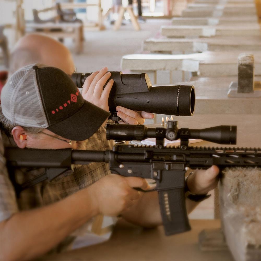 サイトマーク フィールドスコープ Latitude 15-45x60 Tactical Spotting Scope Sightmark SM11033T