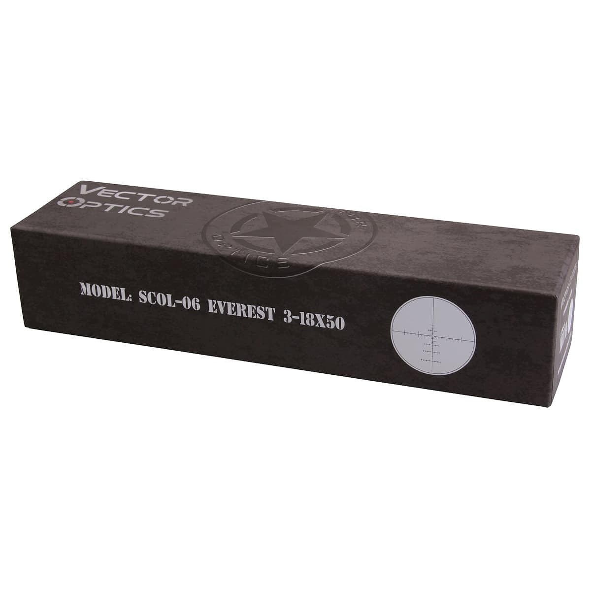 【お届け予定日: 5月30日】ベクターオプティクス ライフルスコープ Everest 3-18x50 GenII  Vector Optics SCOL-06II