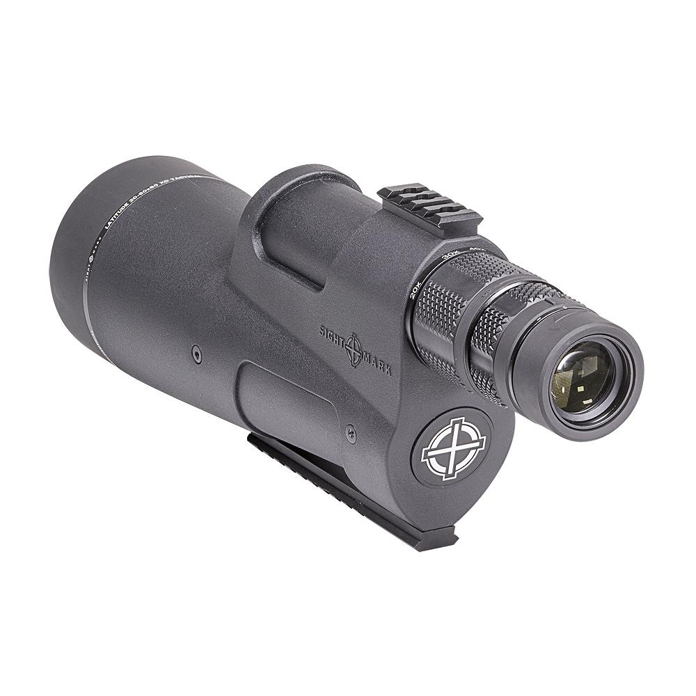 サイトマーク フィールドスコープ Latitude 20-60x80 XD Spotting Scope Sightmark SM11034