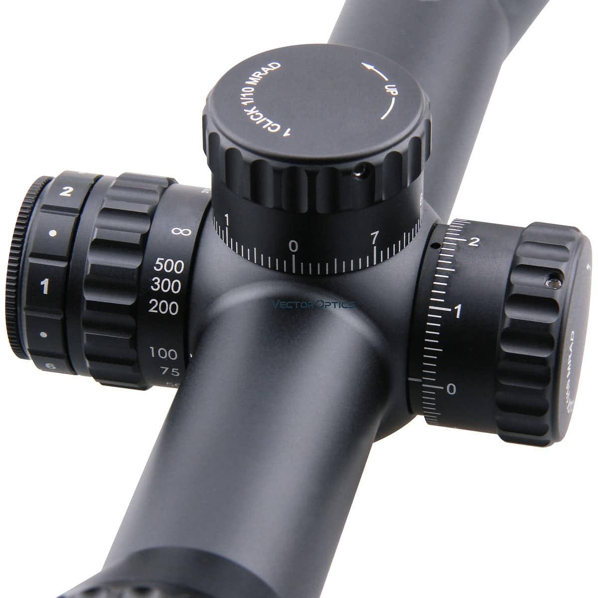 ベクターオプティクス ライフルスコープ Continental 3-18x50 Tactical  Vector Optics SCOL-21T