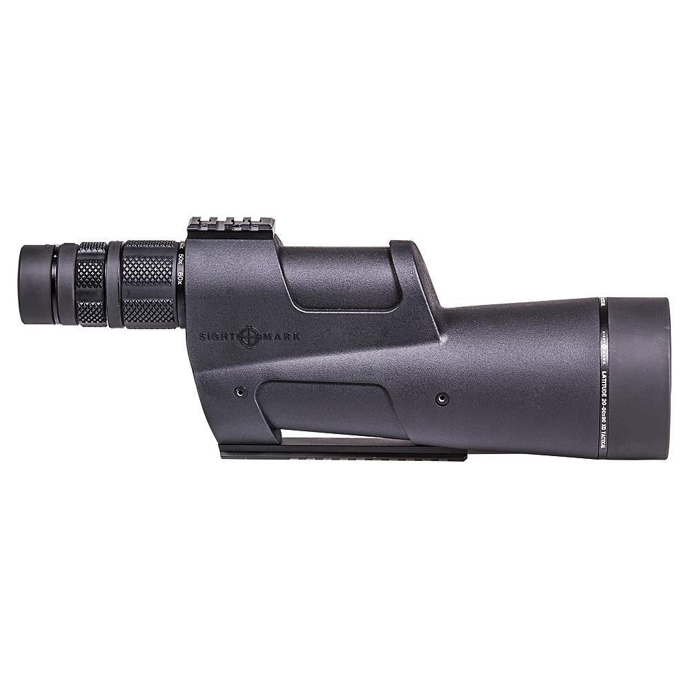 サイトマーク フィールドスコープ Latitude 20-60x80 XD Tactical Spotting Scope Sightmark SM11034T