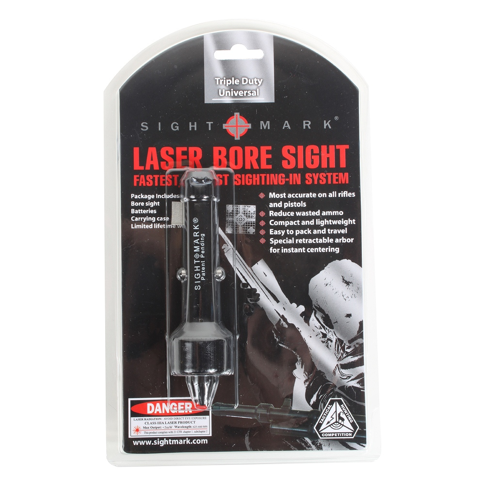 サイトマーク ボアサイト Triple Duty Universal Boresight Sightmark SM39024