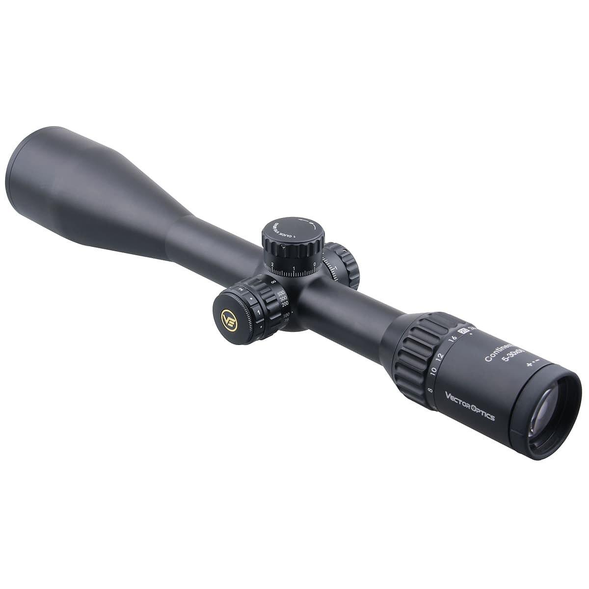 【お届け予定日: 3月30日】ベクターオプティクス ライフルスコープ Continental 5-30x56 Tactical  Vector Optics SCOL-22T