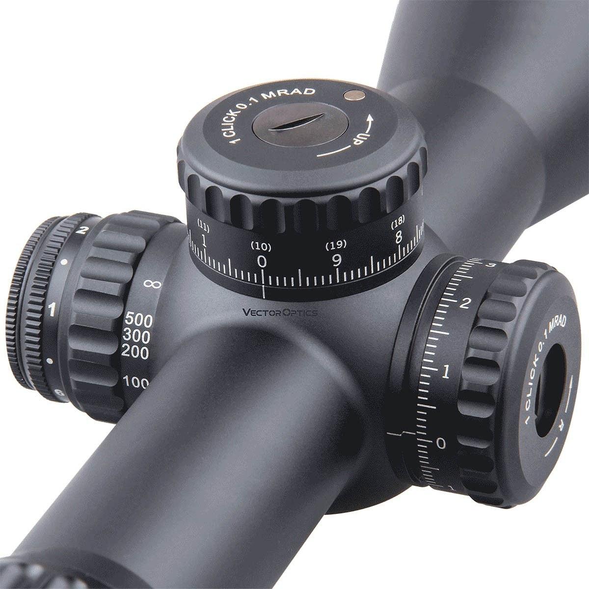 ベクターオプティクス ライフルスコープ コンチネンタル 3-18x50 FFP Vector Optics Continental 3-18x50 FFP