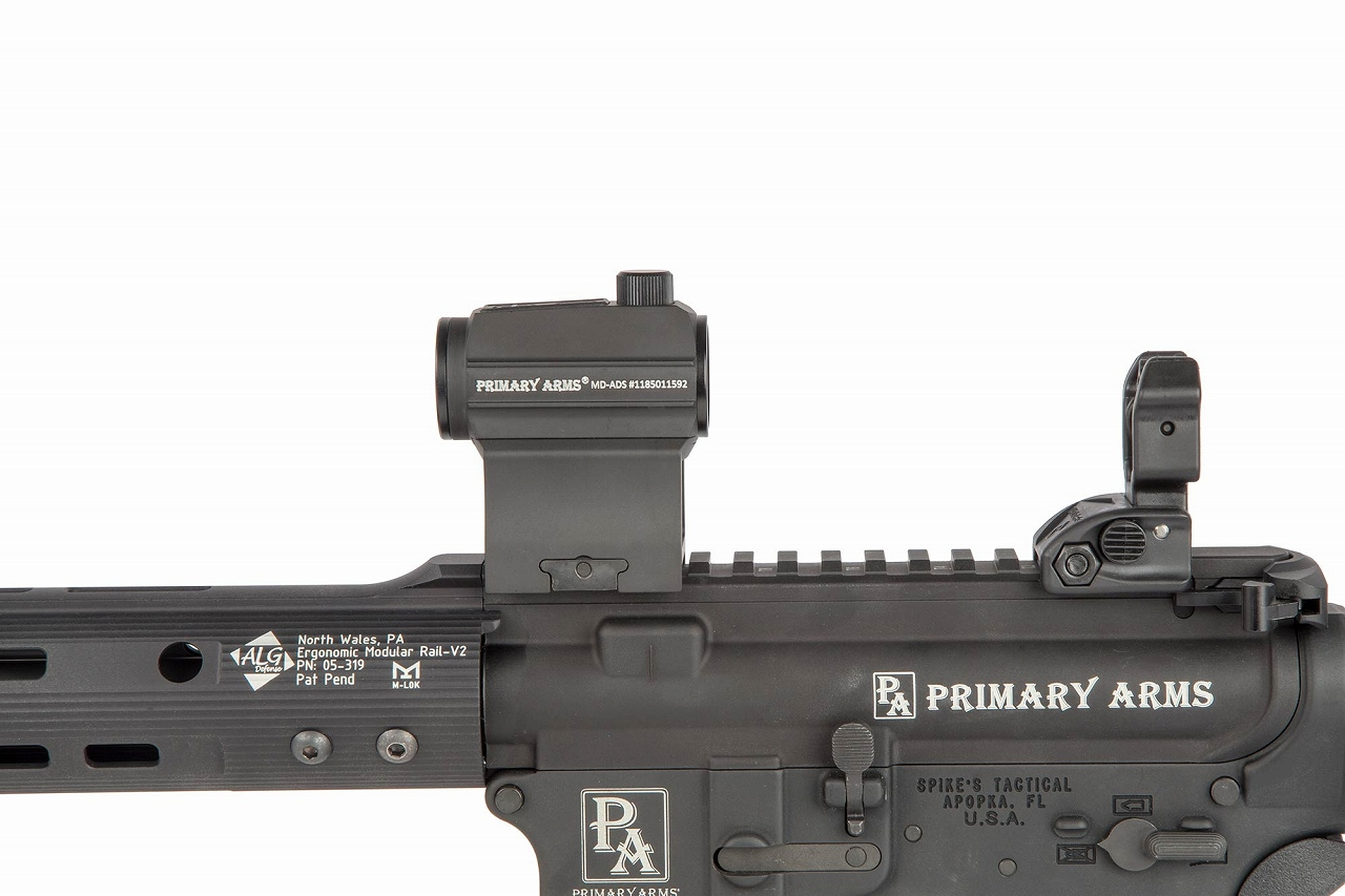 Primary Arms Lower 1/3 Cowitness ドットサイトライザー