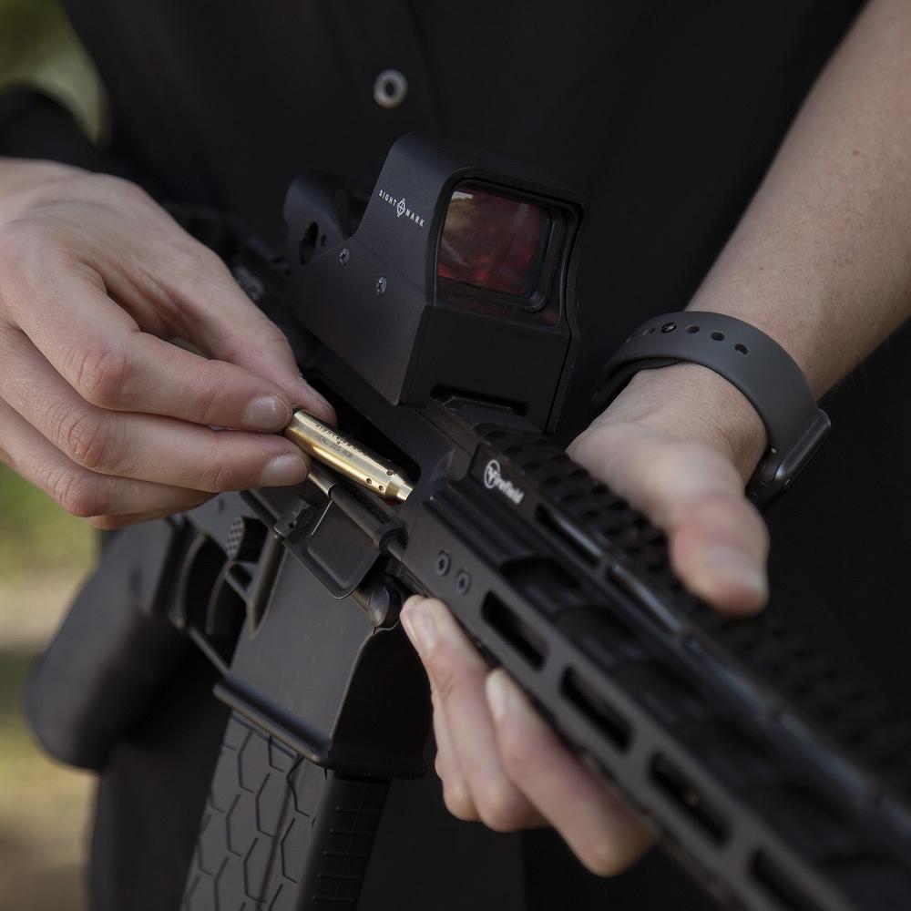 サイトマーク ボアサイト Accudot .223, 5.56x45 NATO Red Laser Boresight Sightmark SM39050