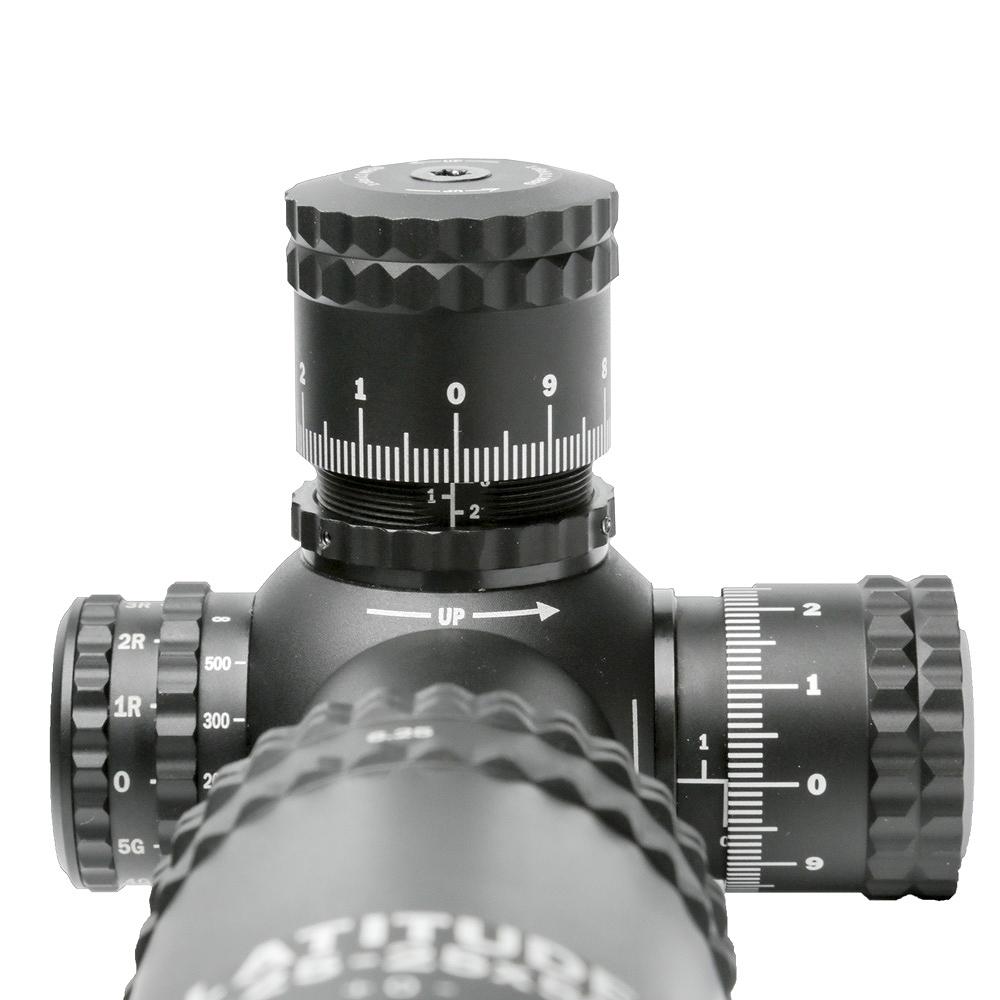 サイトマーク ライフルスコープ Latitude 6.5-25x56 PRS Riflescope Sightmark SM13042PRS
