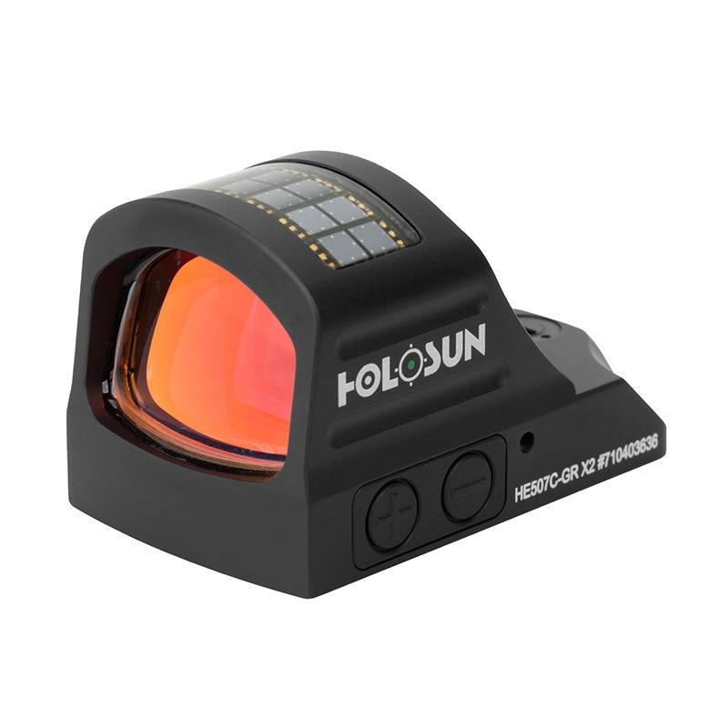 ホロサン ドットサイト HE507C-GR X2 HOLOSUN