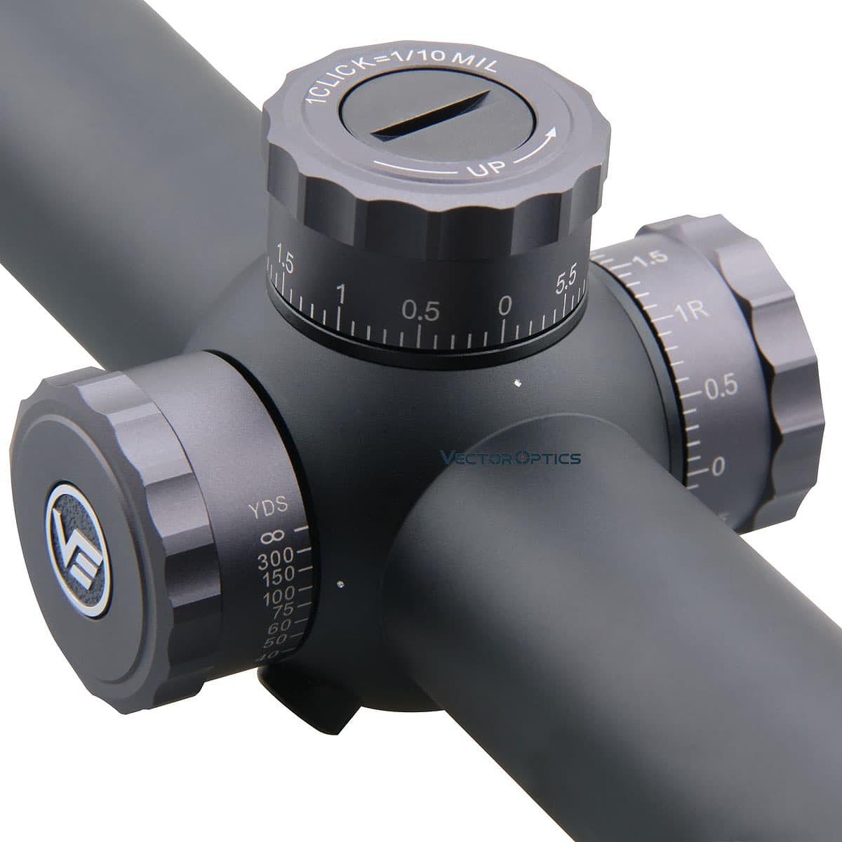 【お届け予定日: 5月30日】ベクターオプティクス ライフルスコープ Marksman 6-24x50FFP  Vector Optics SCFF-26