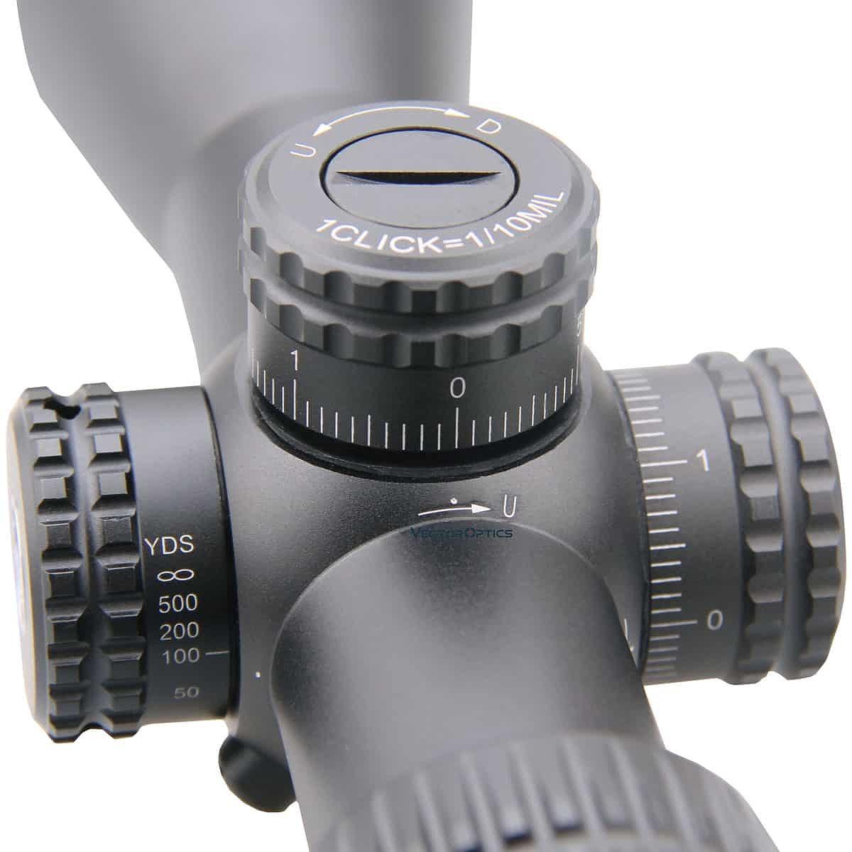 ベクターオプティクス ライフルスコープ Veyron 3-12x44SFP  Vector Optics SCOM-24
