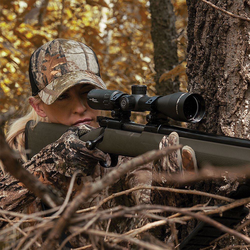 サイトマーク ライフルスコープ Core HX 2-7x32 HHR Hog Hunter Riflescope Sightmark SM13067HHR