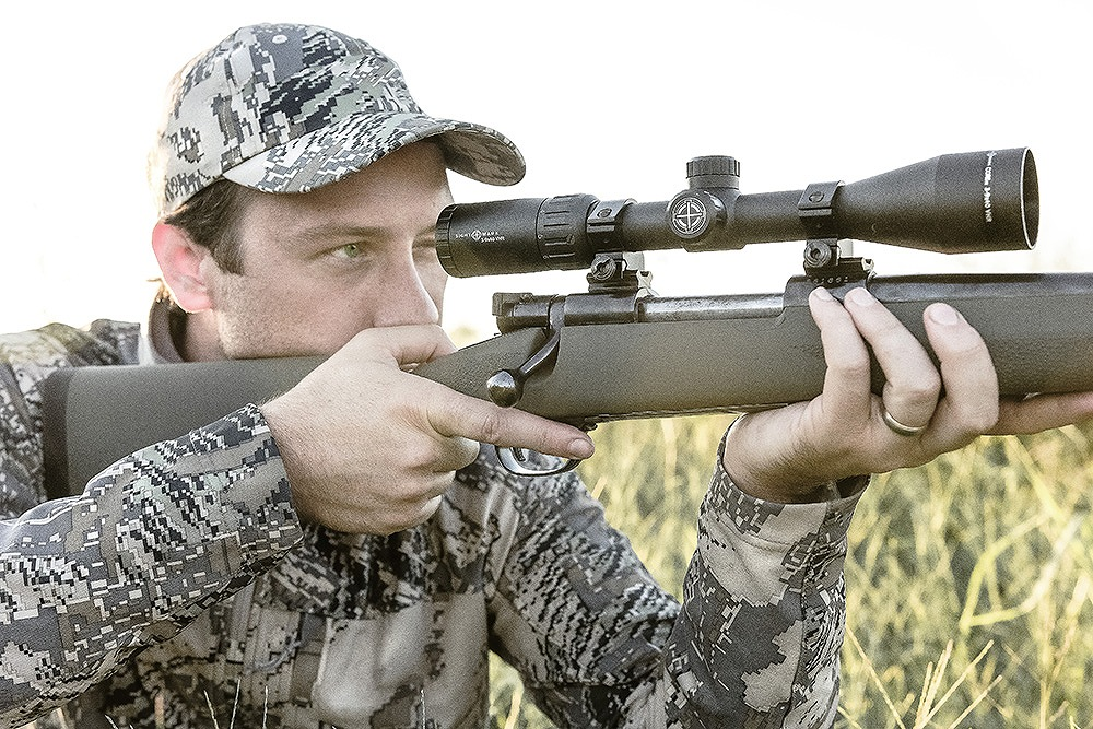 サイトマーク ライフルスコープ Core HX 3-9x40HBR Riflescope Sightmark SM13068HBR