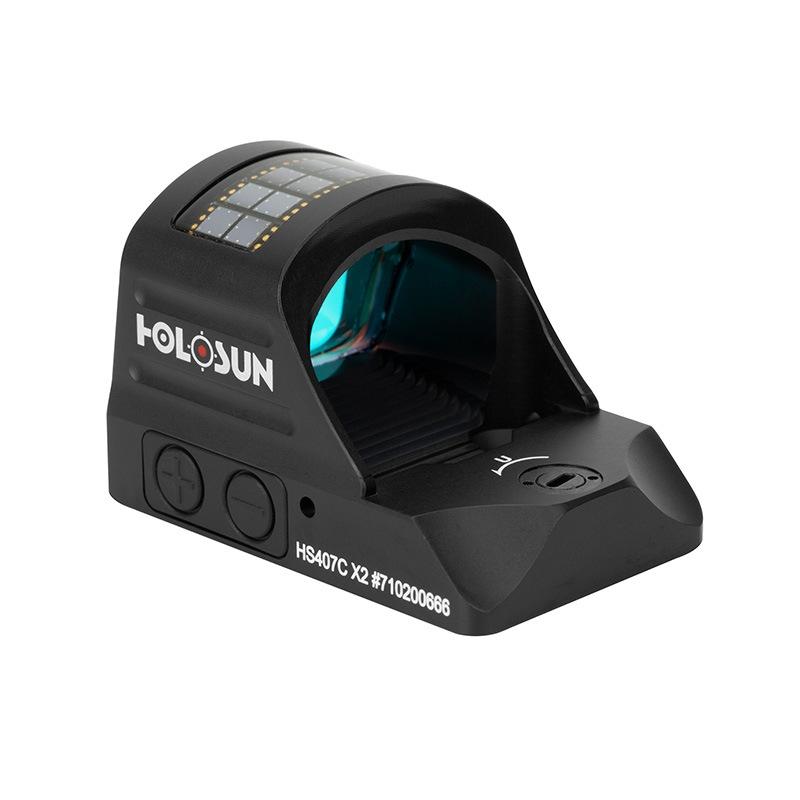 ホロサン ドットサイト HS407C X2 HOLOSUN