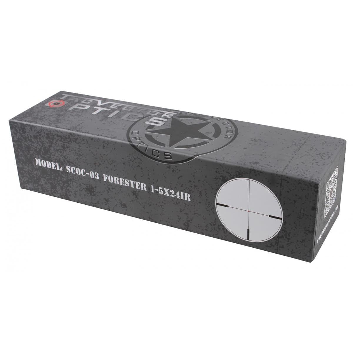 ベクターオプティクス ライフルスコープ Forester 1-5x24  Vector Optics SCOC-03