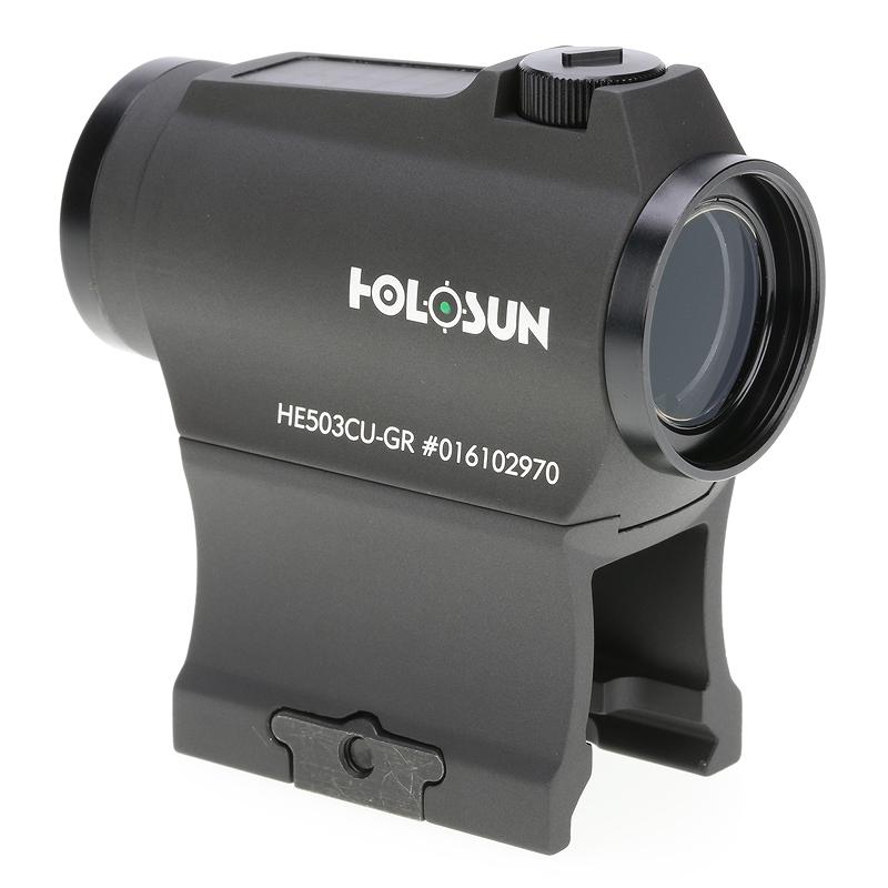 【お届け予定日: 5月30日】ホロサンドットサイト HE503CU-GR HOLOSUN