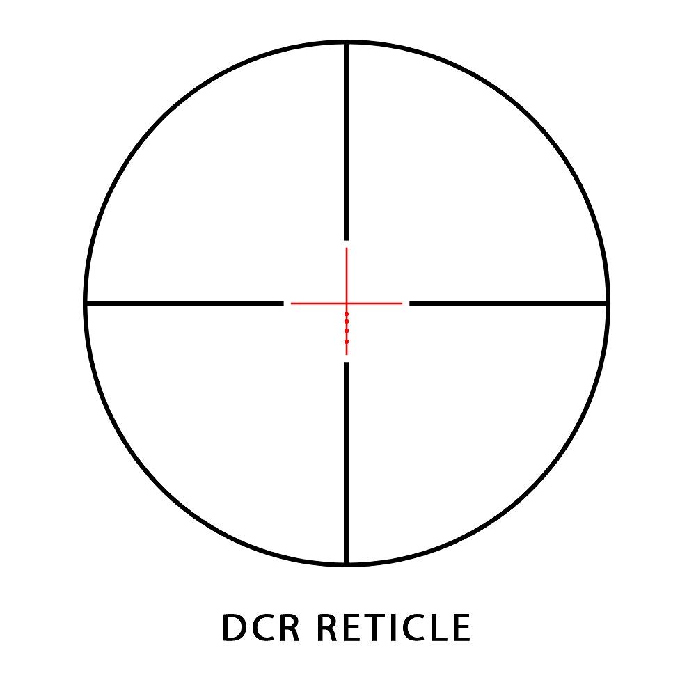 サイトマーク ライフルスコープ Core TX 1-4x24 DCR Tactical Riflescope Sightmark SM13072DCR