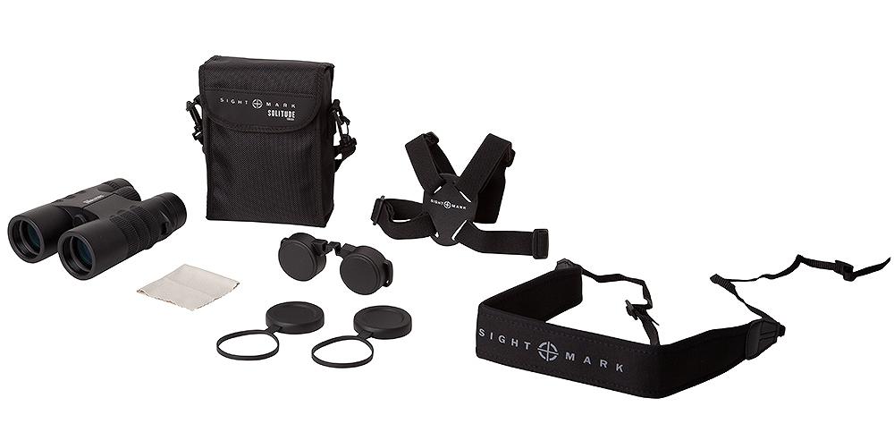 サイトマーク 双眼鏡 Solitude 10x42 XD Binoculars Sightmark SM12103