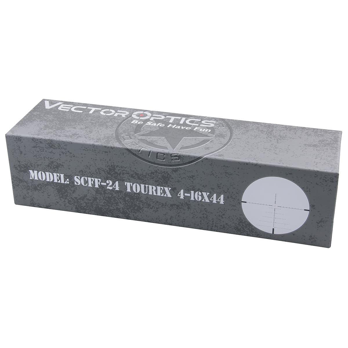 【お届け予定日: 6月30日】ベクターオプティクス ライフルスコープ Tourex 4-16x44  Vector Optics SCFF-24