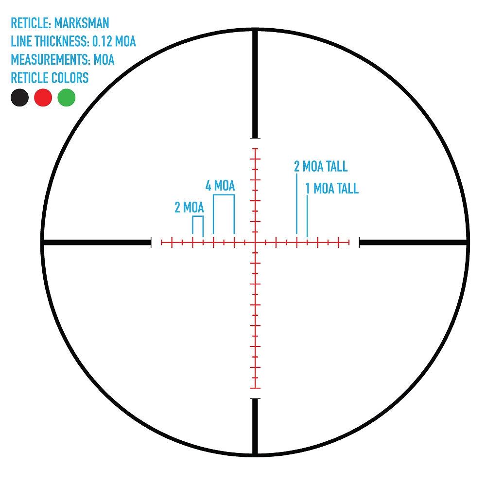 サイトマーク ライフルスコープ Core TX 8.5-25x50MR Marksman Riflescope Sightmark SM13076MR