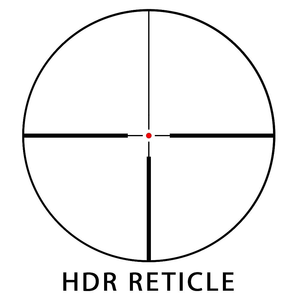 サイトマーク ライフルスコープ Core HX 3-12x56 HDR - Hunter Dot Reticle Sightmark SM13080HDR