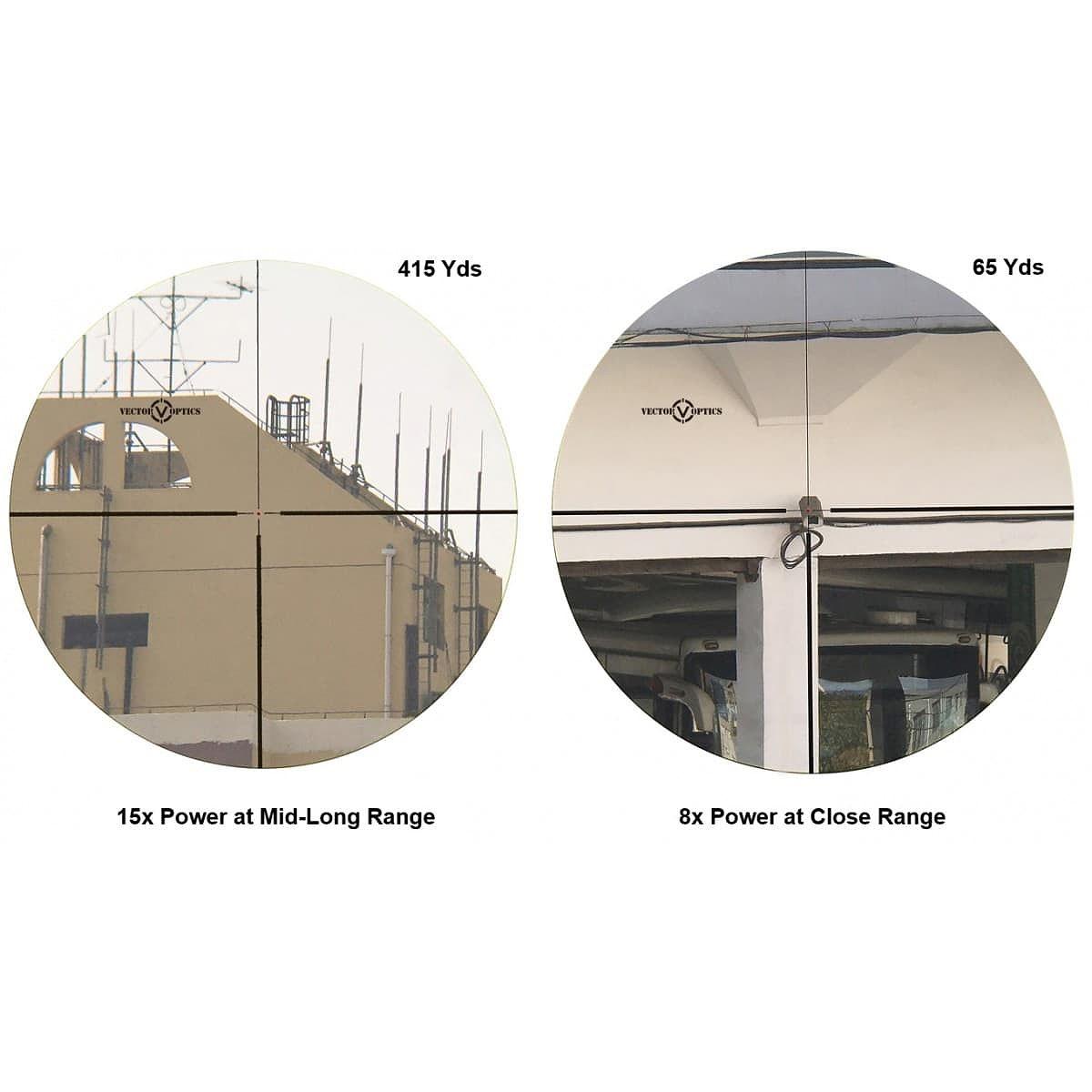 【お届け予定日: 4月30日】ベクターオプティクス ライフルスコープ Grizzly 3-12x56  Vector Optics SCOM-09
