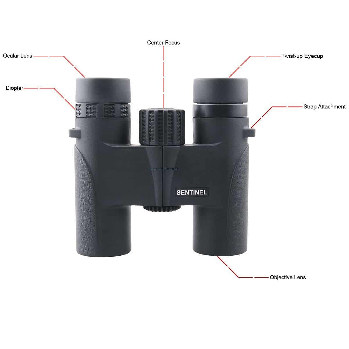 【お届け予定日: 2月28日】ベクターオプティクス ライフルスコープ Sentinel 8x25  Vector Optics SCBO-11