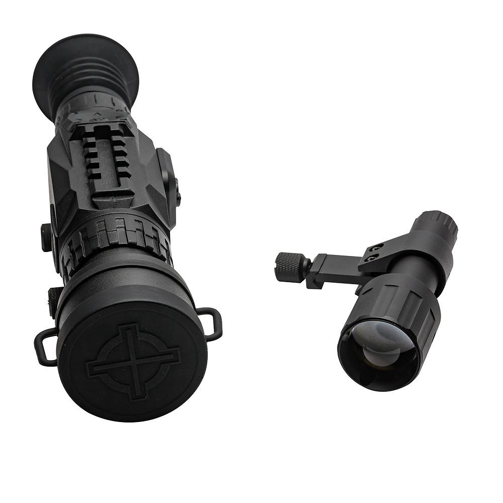 サイトマーク ナイトビジョン Wraith HD 4-32x50 Digital Riflescope Sightmark SM18011