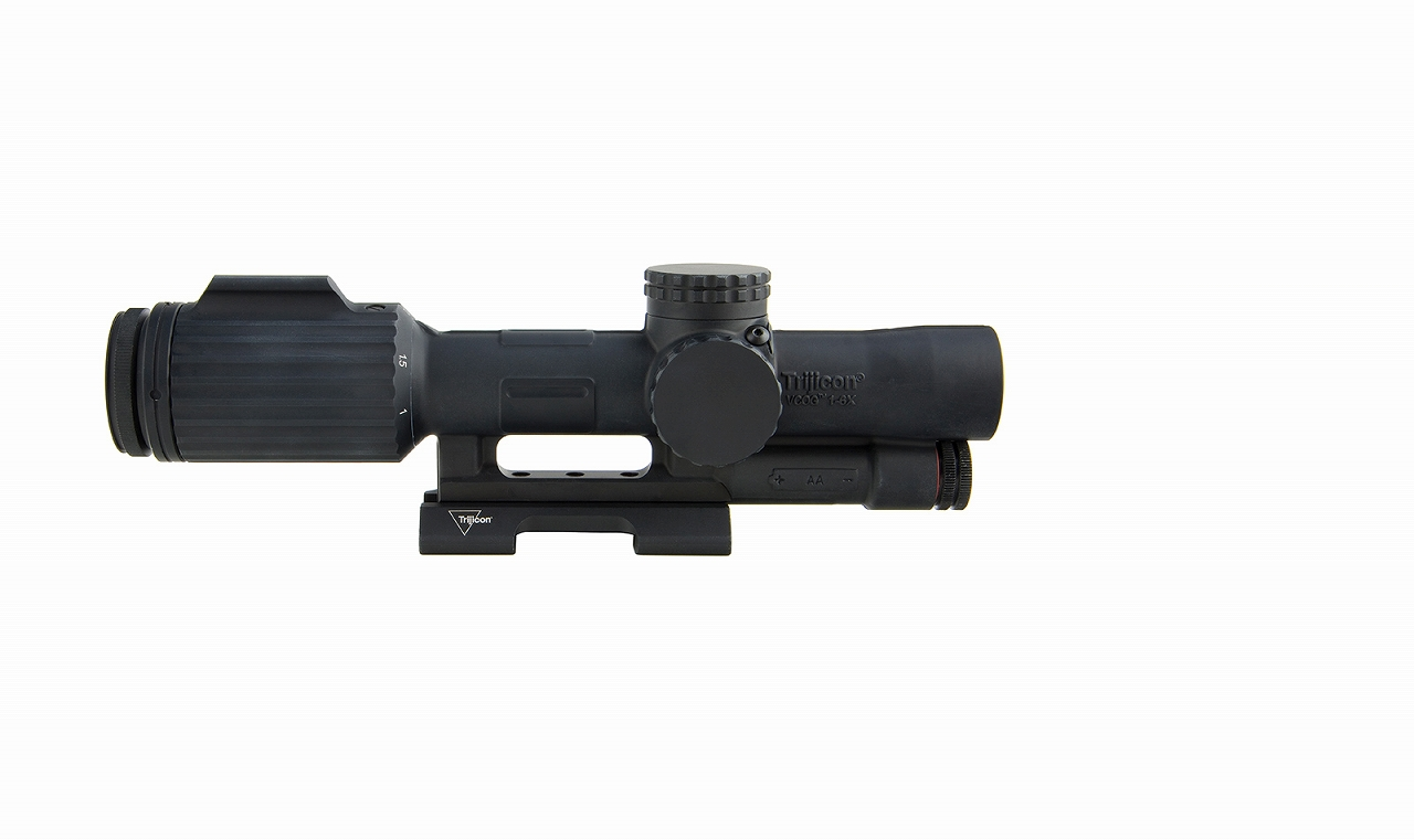 Trijicon VCOG® 1-6x24 LED ライフルスコープ - .223 / 77 Grain