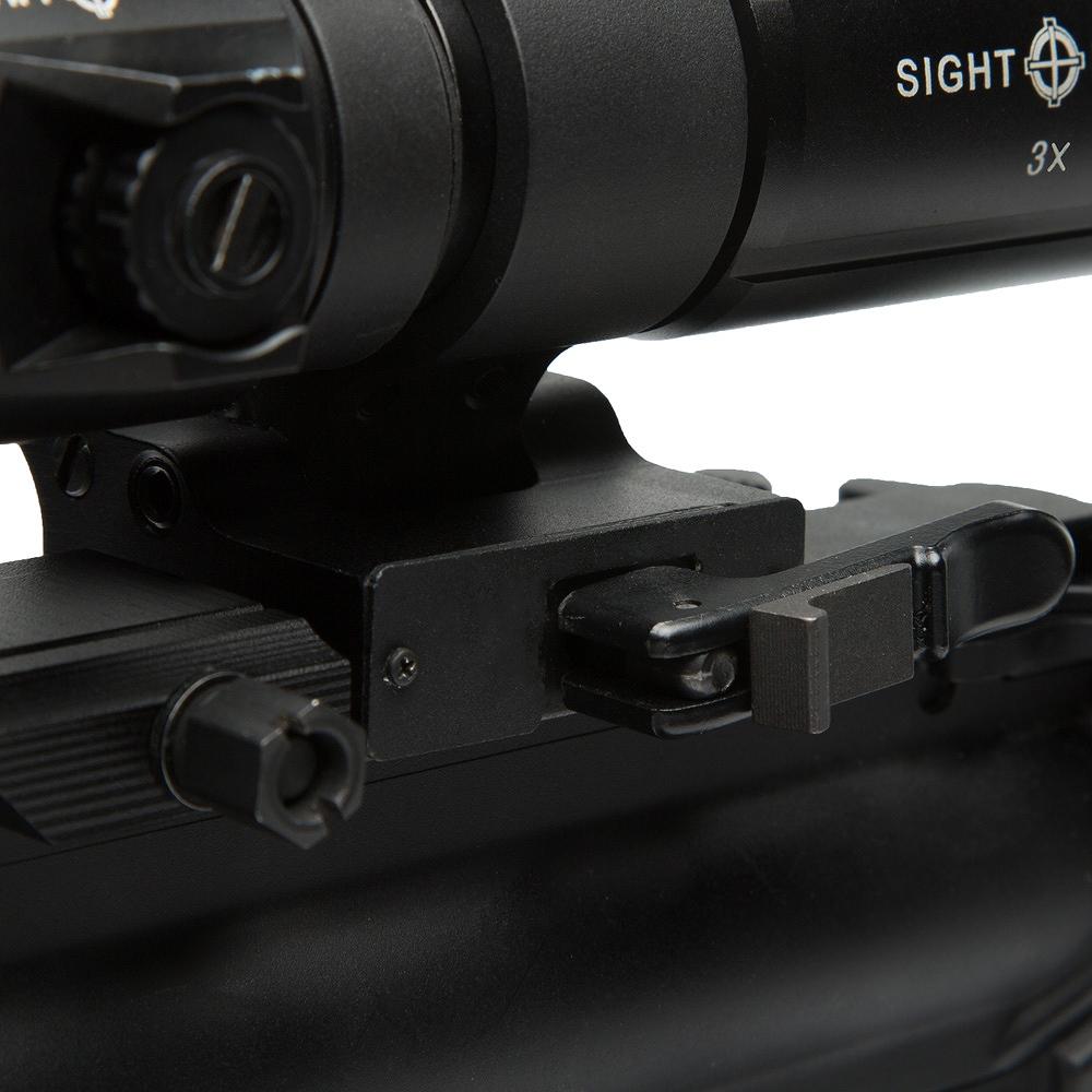 サイトマーク マグニファイア T-3 Magnifier with LQD Flip to Side Mount Sightmark SM19063