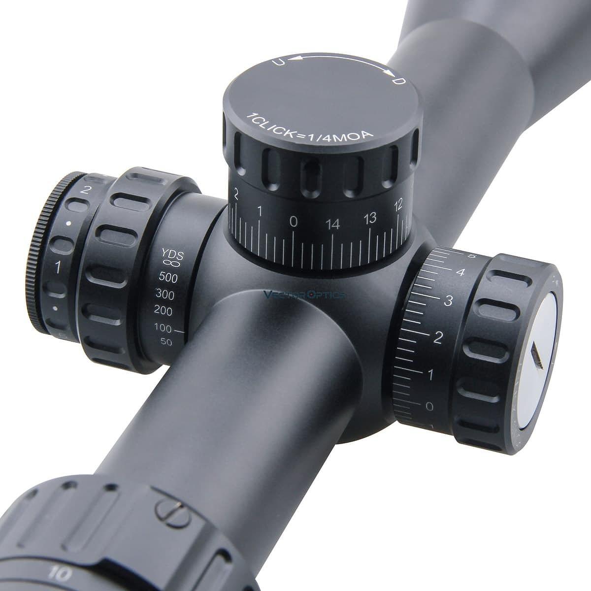 【お届け予定日: 5月30日】ベクターオプティクス  Tourex 6-24x50  Vector Optics SCFF-19