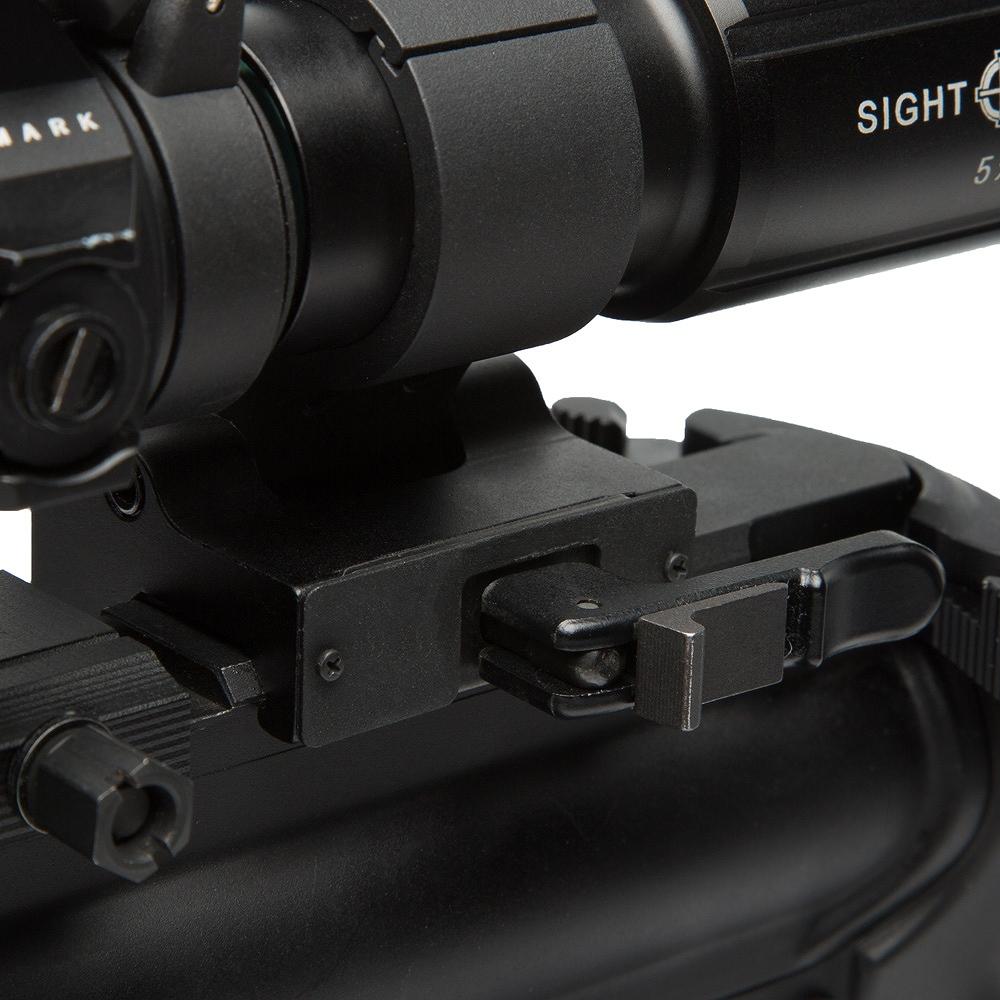 サイトマーク マグニファイア T-5 Magnifier with LQD Flip to Side Mount Sightmark SM19064