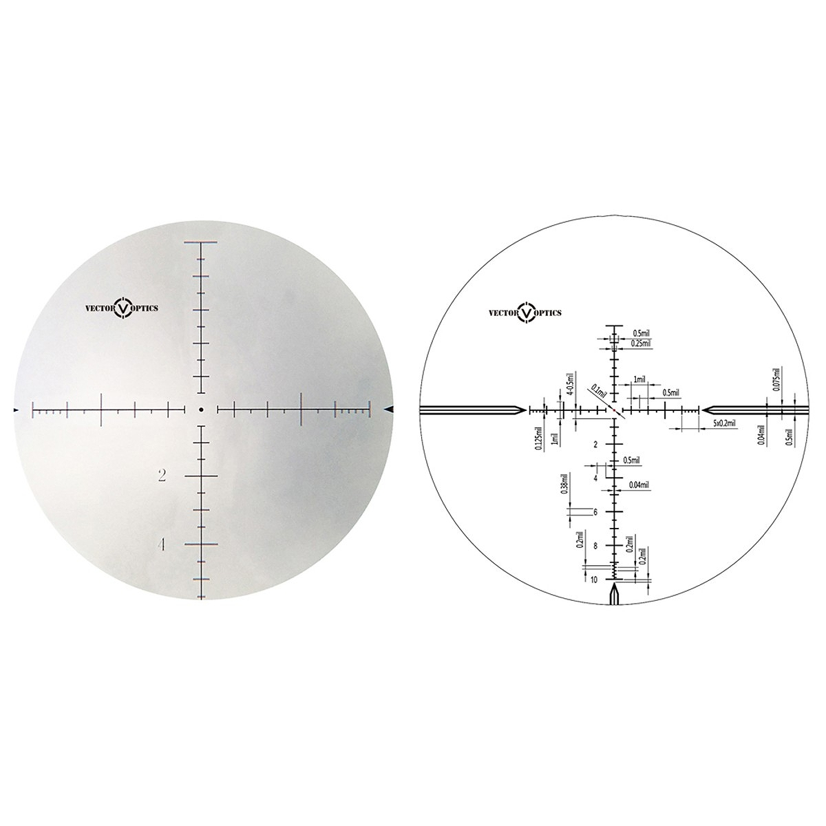 【お届け予定日: 5月30日】ベクターオプティクス ライフルスコープ Taurus 5-30x56  Vector Optics SCFF-14