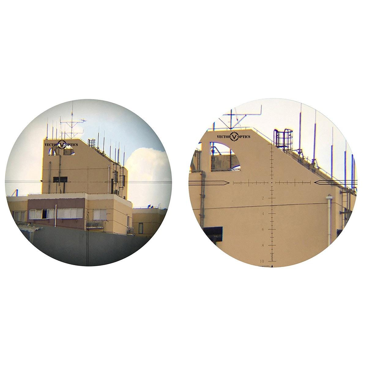 ベクターオプティクス ライフルスコープ Taurus 5-30x56  Vector Optics SCFF-14