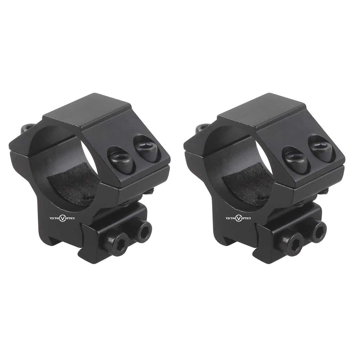 ベクターオプティクス  25.4mm Dovetail Rings  Vector Optics SCOT-53