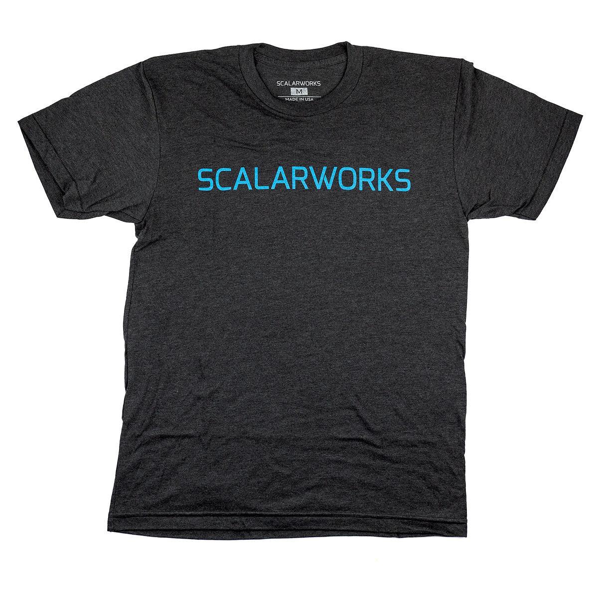 【お届け予定日: 5月30日】スカラーワークス Logo Tee Small SCALARWORKS