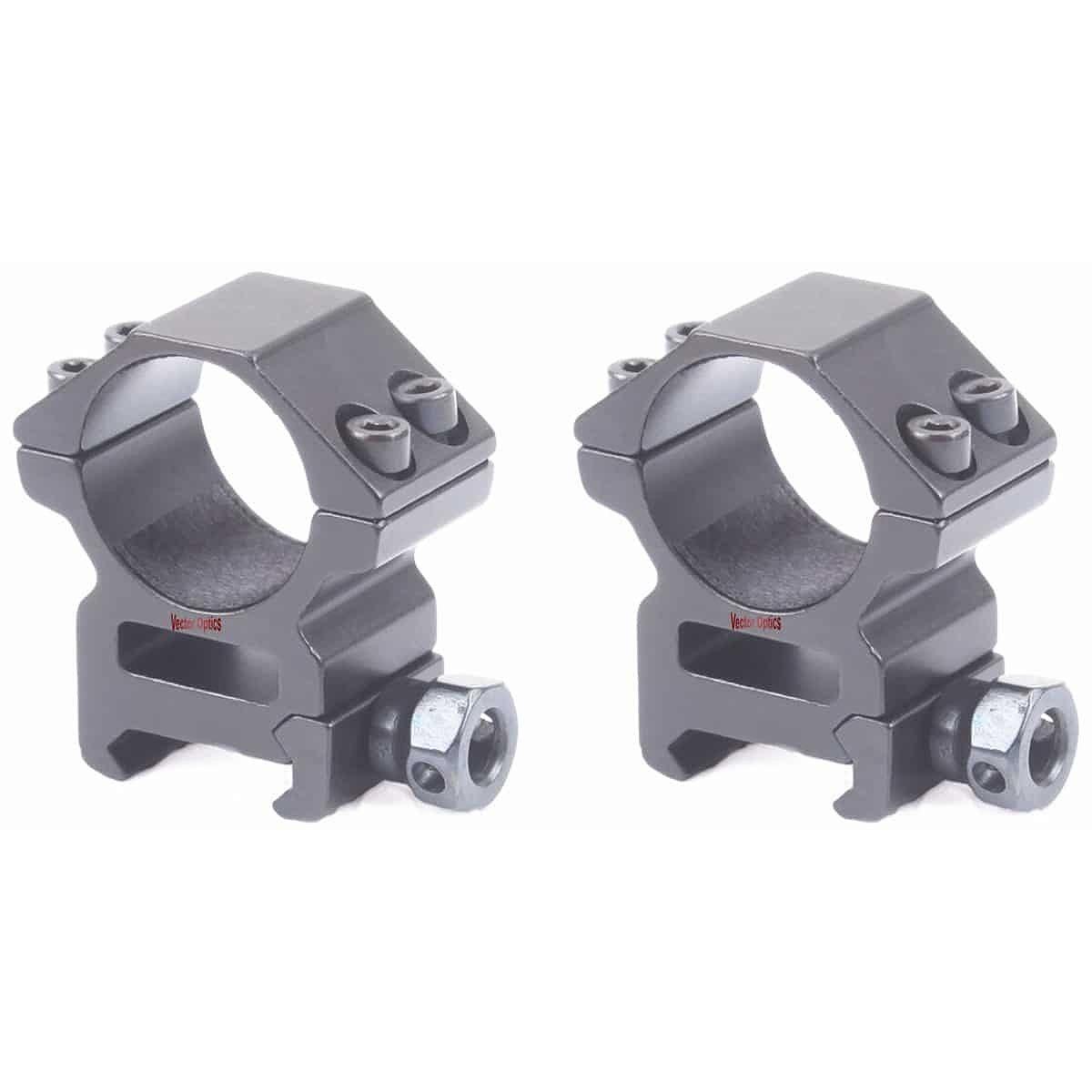 ベクターオプティクス  25.4mm Weaver Rings  Vector Optics SCOT-52