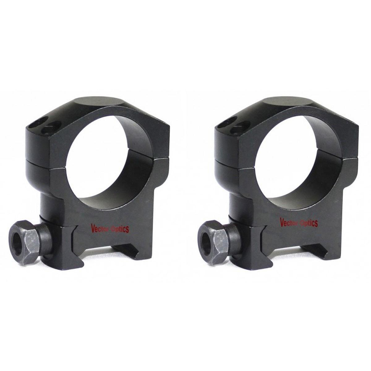 ベクターオプティクス スコープマウント 30mm Mark MediumProfile Weaver Rings  Vector Optics SCTM-22