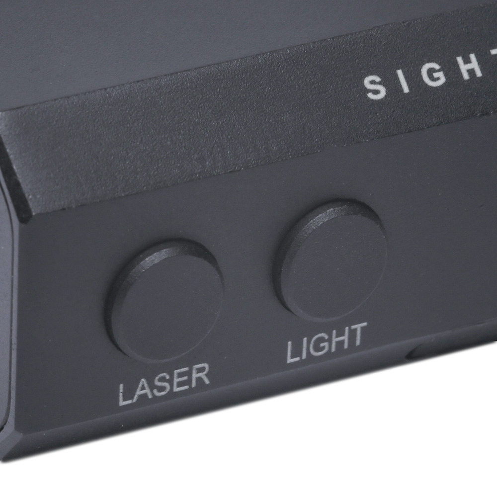 サイトマーク レーザーサイト LoPro Combo Flashlight (Visible and IR) and Green Laser Sight Sightmark SM25013