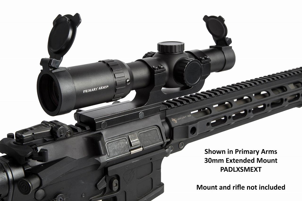 プライマリーアームズ SLx 1-8x24mm SFP ライフルスコープ - Illuminated ACSS-5.56/5.45/.308 - PA1-8X24SFP-ACSS-5.56