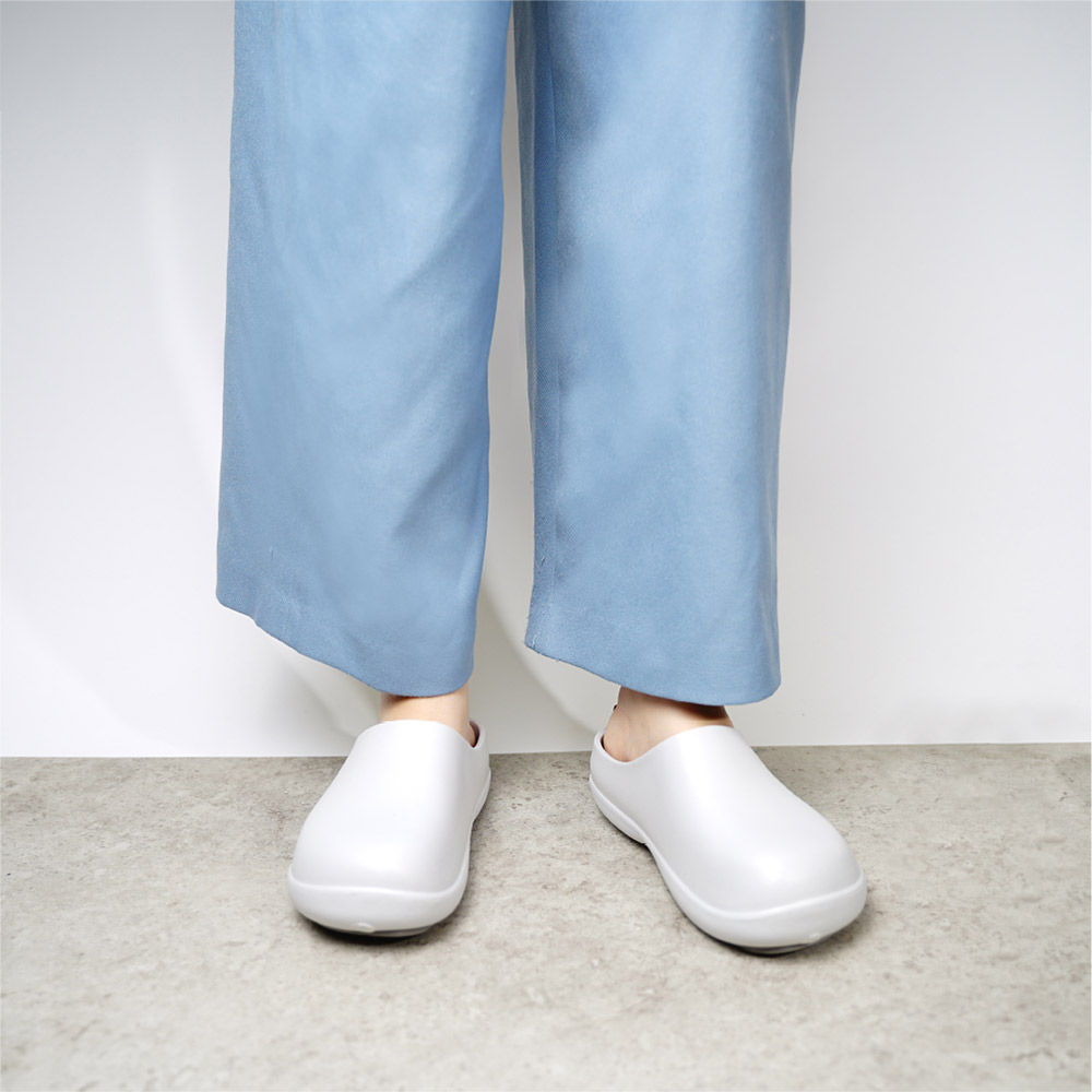 bi×sole [OPENED SOLE] ホワイト