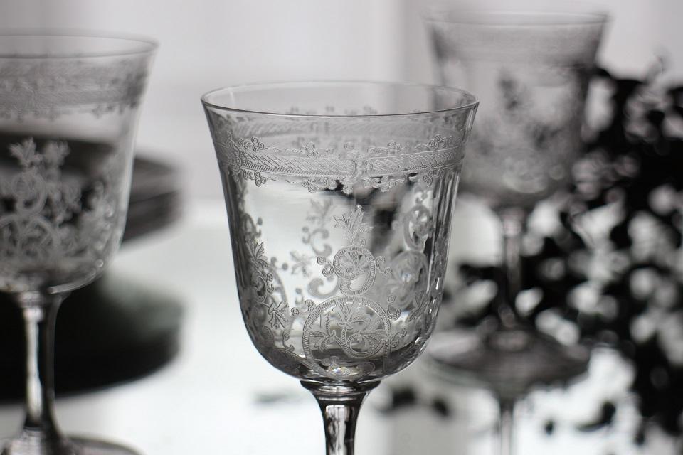バカラ ラファイエット ワイングラス 10.8cm 2700