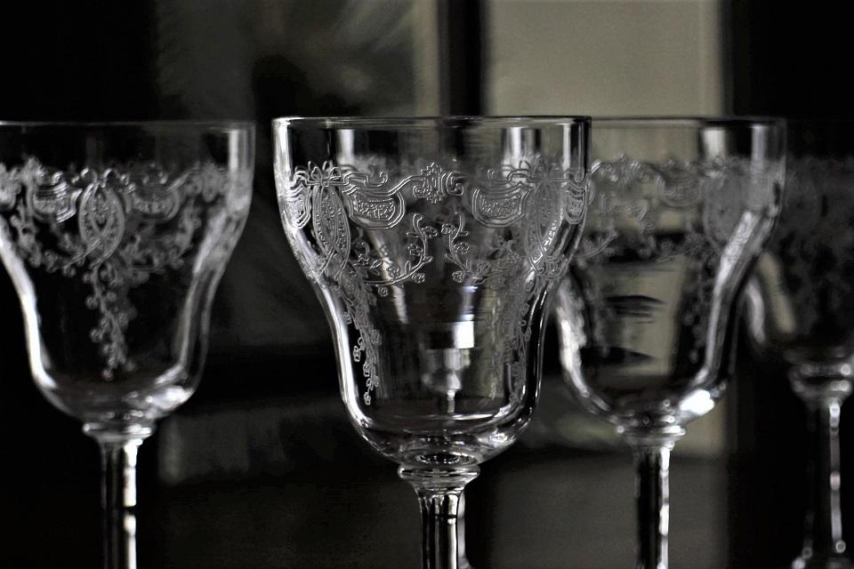 ヴァルサンランベール ワイングラス 4543