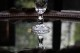 フランス エナメル彩のミニグラス 499511
