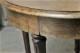 オーバルコーヒーテーブル 4651