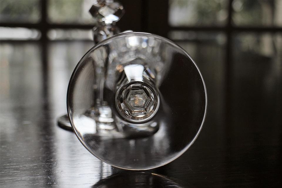 バカラ シェドゥーブル シャンパンフルートグラス 4913