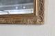 シャビーシックな木製ゴールドペインテッドミラー 4470_02
