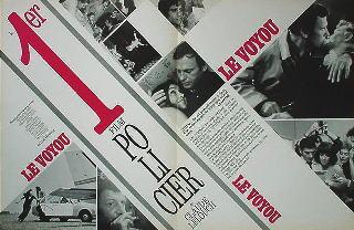 流れ者 1970年 クロード・ルルーシュ監督