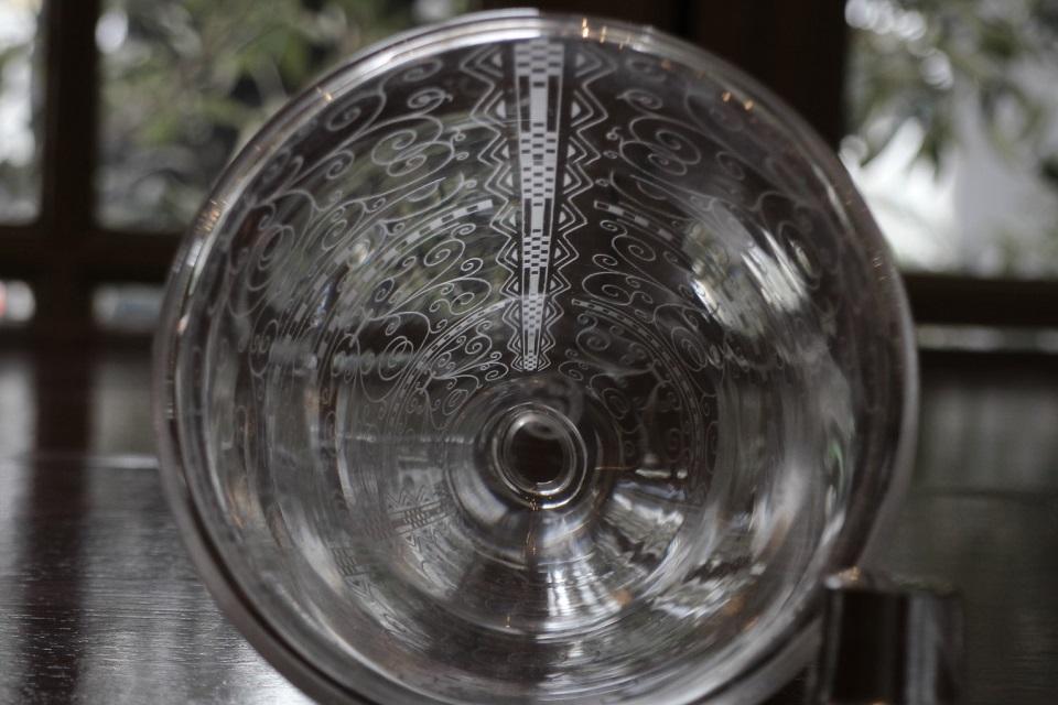 バカラ リド デキャンタ 215mm 4835