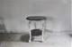 ペインテッド オーバルコーヒーテーブル 4057